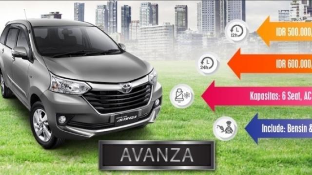 Daftar Harga Sewa Mobil Pekanbaru Terbaru 2019