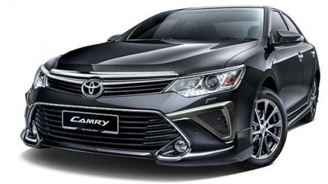 Sewa Mobil Camry Pekanbaru