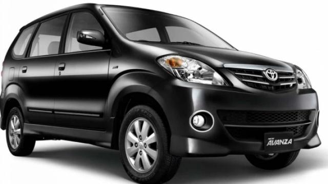 Rental Mobil Toyota Avanza Pekanbaru