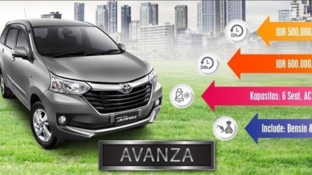 Agen Rental Mobil Avanza, Innova, Fortuner, Bus di Pekanbaru Buka 24 Jam