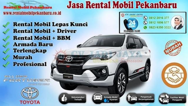 Rental Mobil Bulanan di Pekanbaru Murah