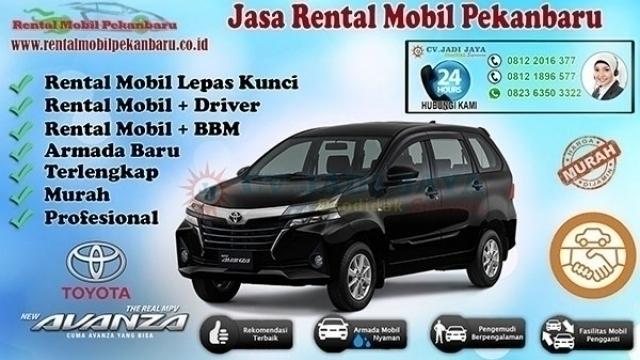 Rental Mobil Pekanbaru